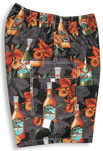 Orange Orchid Pale Ale Cargo Shorts