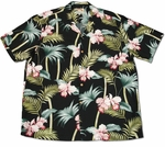 Orchid Bamboo men's paradise found shirt