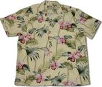 Orchid Bamboo women's paradise found shirt