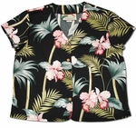 Orchid Bamboo Sleeveless Blouse