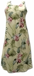 Orchid Bamboo women's short tank dress