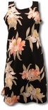 Orchid Corsage women's short tank dress