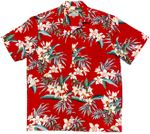 Orchid Ginger Paradise Found Men's Aloha Shirt