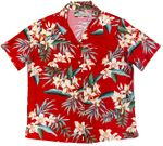 Orchid Ginger Women's Aloha Shirt