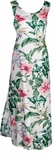 CLOSEOUT Orchid Hibiscus Style 190 Long Tank  X-Small & Small
