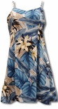 Orchid Jungle women's empire princess dress