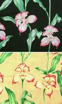 Orchid Panel Hawaiian Paradise Found Rayon Blouse