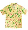 Orchid Panel women's paradise found shirt
