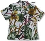 CLOSEOUT Oriental Watercolor Womens Shirt
