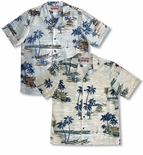 CLOSEOUT Outrigger Escape men's shirt