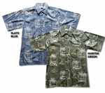Outrigger Men's Reverse Shirt