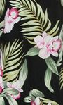 Pacific Orchid Elastic Back Sarong