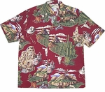 Painted Desert Hawaiian Shirt