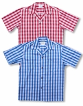 Palaka Plantation Paniolo Men's Shirt