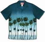 Palm Breeze men's Robert J. Clancey Hawaiian made shirt