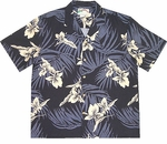 Palm Ginger Hawaiian Shirt