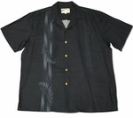 Palm Shadow men's Paradise Found aloha shirt