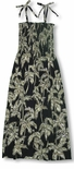 Palm Trees 100% Rayon Shannon Marie Sundress