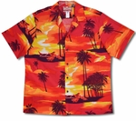 Paradise Dream Men's 5X Aloha Cotton Shirt