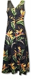 Bird of Paradise 2007 Women's Button Front Long Tank Dress