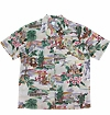 Paradise Found California Dreaming Hawaiian Aloha Shirt