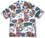 Paradise Found Casino Hawaiian Aloha Shirt