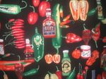 Paradise Found Chili Pepper #1 Hawaiian Shirt  - Vintage Print / Sold Out