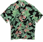 Paradise Found Hawaii Garden Hawaiian Aloha Shirt