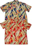 Paradise Found Men's high quality made in Hawaii Aloha shirts