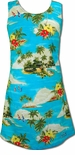 Paradise Island Sailboat Short Tank