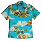 Paradise Island Sailboats Womens