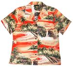 Paradise Island Surf Womens Shirt