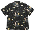 CLOSEOUT Pau Hana Cocktail mens silk shirt