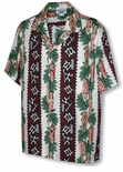 Petroglyphs Surfboards Panel Men's Shirt