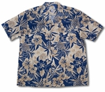 Pineapple Garden Men's Shirt