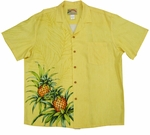 CLOSEOUT Pineapple Panel Men's Rayon