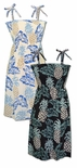 Pineapples Women's Tube top sun dress