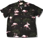 Pink Flamingo 16 men's paradise found shirt