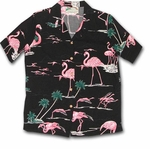 Pink Flamingo Women's Shirt
