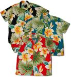 Plumeria Beauty men's paradise found shirt