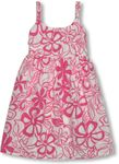CLOSEOUT Plumeria Party Girl's Bungee Dress