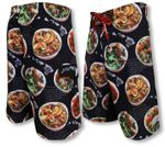 "22"" Poke Party HIC 8 Way Stretch Boardshorts"