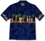 CLOSEOUT Polynesian Brews Men's Chest Band Shirt