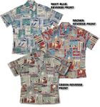 Polynesian Life Cycle Men's Reverse Shirt