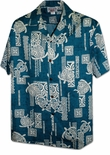 Polynesian Tattoo Honu Mens Shirt