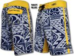 "21"" Razor Blades HIC 8 Way Stretch Boardshorts"