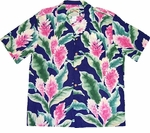 Red Ginger Hawaiian Shirt