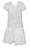 Rose Lei Girls Lei Day Dress