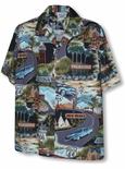 Route 66 Travel States Men's Shirt