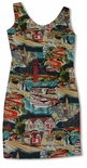 San Francisco Short Tank Dress